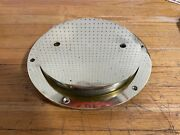 Marine Bronze Deck Cowl Vent Cover With Flange