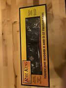 Mth Trains 30-74874 Norfolk Southern First Responders Hazmat Safety 50and039 Box Car