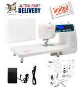 Janome 4300qdc-b / 4300 Qdc Computerized Sewing + Quilting Machine | Brand New