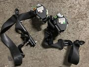 Vw Crafter 2.0 Cr30 Cr35 Pretension Seat Belt Left And Right Side N/s O/s Set Pair