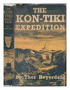 The Kon-tiki Expedition By Raft Across The South Seas Translated By F.h. Lyon