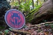 Steel Wood And Leather Skyrim Solitude Hold Shield Replica Norse Viking Medieva