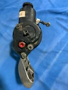 Jaguar Xjs V12 Power Steering Pump With Brackets And Pulley
