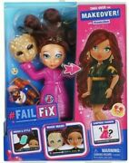 Failfix - Loves.glam Total Makeover Doll Pack - 8.5 Fashion Doll