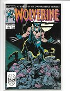 Wolverine 1988 1st Series Complete Set 0--189 + Xtras All Vf+/nm+ 8.5--9.8