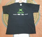 Vintage 2001 Xbox Taco Bell Video Game Promo Shirt L Thps Project Gotham Amped