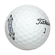 Titleist Tour Speed Aaa 100 Pack Used Golf Balls 3a