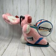 Large 23 Energizer Battery Plush Stuffed Bunny - 1995 - Excellent Condition