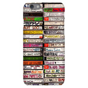 Eighties 80's Cassette Tapes Cell Phone Case Iphone Samsung Pixel