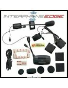 R-xus Interphone Edge Single 4-way Conference Function And Voice Guide Sw F5mc