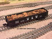 Hay Brothers Auto Body And Scrap Load - Fits Atlas And Bachmann 42 Foot Gondolas