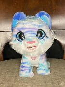 Furreal North The Sabertooth Kitty Interactive Plush Pet Toy