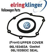 Oem Vw Upper Timing Cover Gasket And Seal For Vw 1.8 Gen3 Tfsi , 2.0tfsi