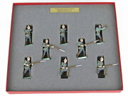Rare Vintage Tradition German Infantry 1914 Lead Toy Soldier Set Ii 810