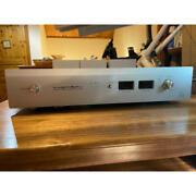 Luxman M-200 Stereo Power Amplifier From Japan Ac100V Pre-owned