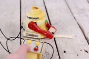 Old Toy Robot 1985 Sunrise Enterprise Corp Fully Working Vintage Mechanical Toy