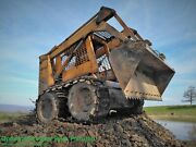Custom Skid Steer Loader Over Tire Steel Tracks Ott 10x16.5 Tires