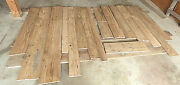 Reclaimed Wormy American Chestnut Boards 44 Sq Ft
