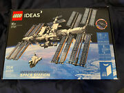 Lego Ideas International Space Station Iss 21321 In Hand Ready To Ship