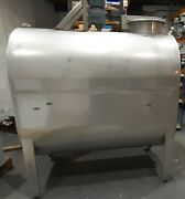 Mixing Tank - Process Mixer - Mixing Vessel - 2000 Litres Stainless Steel