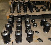 21 Cat40 Tool Holders With Weldon Flats 52356
