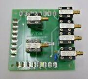 1505420 / Pcb Assy Pneumatic Switch Nv10 160 / Axcelis Technologies