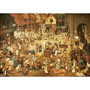 Jmbeauuuty 2000 Piece Jigsaw Puzzles For Adults Classic Oil Painting Puzzle T...