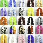 Perial Co Big Turkey Feather Boa For Burlesque, Dance, Theatre And Costumes