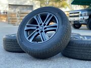 20 Ford F150 Wheels Rims Tires Factory Original Xlt Trim Package Expedition New