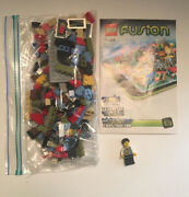 Lego 21204 Town Master Fusion Lego Set And Instructions Discontinued Series.