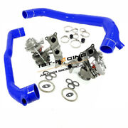 For Bmw Turbos Oem N54 Td03l + 1.75and039and039 Inlet Intake Pipes 535i 135i 335is Z4 3.0l