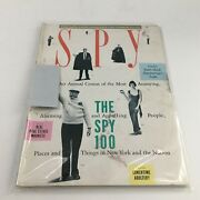 Spy Magazine October 1987 John Gotti And The Spy 100 And Real Estate Madness