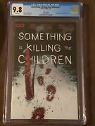 Something Is Killing The Children 1 Cgc 9.8 - 6th Print - Sold Out