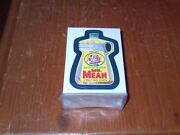 1982 Topps Wacky Packages Album Sticker Complete 120 Card Set