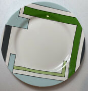 Lenox Kate Spade Block Party Dinner Plate 11 3/8andrdquo