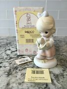 Precious Moments Purr-fect Friends Figurine Parade Of Gifts Exclusive 488364