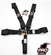New Pro 1 Racing And Safety Products Latch Link Seat Belts Harness Sfi June 2023