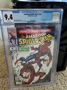 The Amazing Spider-man 361 Cgc 9.4 1992 1st Full Appearance Of Carnage