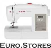 Singer Brilliance 6180 Computerized Sewing Machine With 80 Sewing Programs New