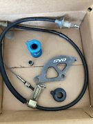 Ford Motorsport Svo Clutch Quadrant And Adjustable Clutch Cable/firewall Adjuster