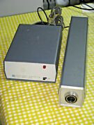 Spectra-physics 120 Hene Laser With 256 Exciter 7 Mw Shiny Getter - Excellent