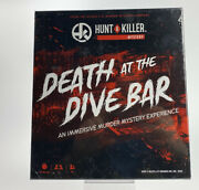 Hunt A Killer Death At The Dive Bar - All-in-one Murder Mystery Experience Game