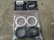 Rock Shox Rs-1 And Dt Swiss New Ndtuned 32mm Factory Dust Wiper Seal Kit