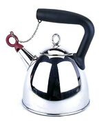 Michael Graves American Designed Stainless Steel Kettle Guc, No Dent