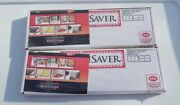 2boxes Of Pansaver Pan Liners 19x14 Ovenable To 400 F / 204 C 100 Ct Ea Box