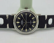 Rare Vintage Universal Geneve Polerouter Date Cal216-2 Auto Manand039s Watch