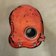 Mg Mgb Early Style Original Mowog Front Engine Timing Cover Oem