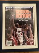 Sports Illustrated Luther Head Autographed Season Of The Century 2004-2005 Rare