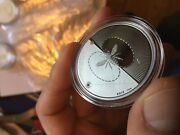 Bee Stamp Error Stempelfehler Bee 2019 1 Oz 9999 Silver Pf Coin Only 40 Pcs