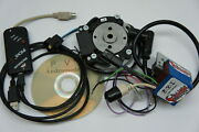 Pvl Coil Free Programable Complete System, Software , Cd, Coil Stator, Rotor
